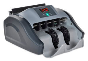 Money Counting Made Easy With The Kolibri Automatic Bill Counter Products